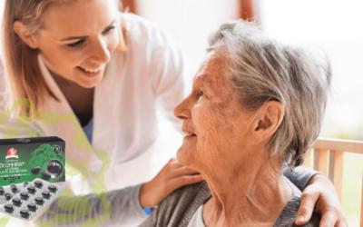 88-aastane Irene-Regina: probiootikum aitab säilitada hea tervise ka kõrgemas eas.