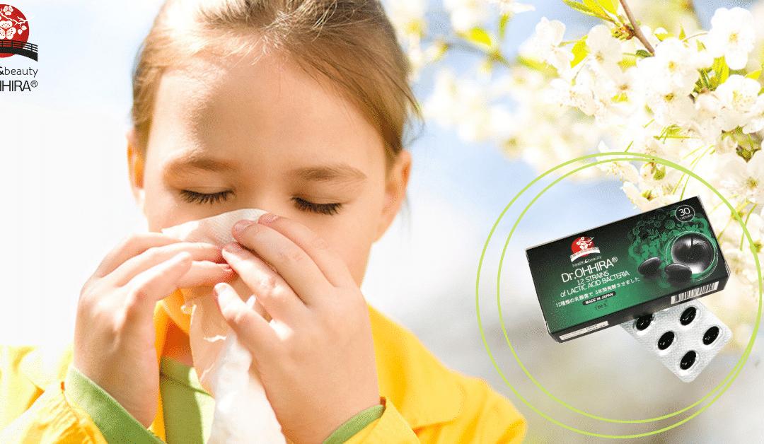 Kuidas allergia naturaalsel moel kontrolli alla saada?
