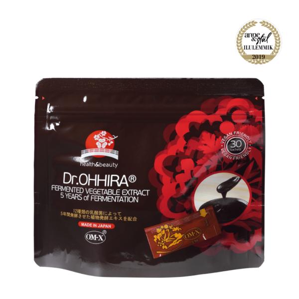 Dr.OHHIRA® 5-AASTANE RETSEPT HAPENDATUD TAIMEDE JA PIIMHAPPEBAKTERITEGA_probiootiline toidulisand (6)