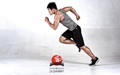 Dr.OHHIRA® probiootikumide mõjust sportlastele: hemoglobiini taseme tõstmine ja hapnikuomastamise suurendamine