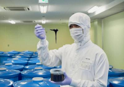 Dr.Ohhira tehas toodete valmistamine